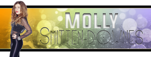 Molly Smitten Downes by J4MESG