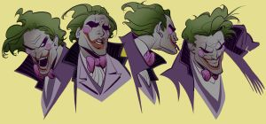 Joker Sketch by taguiar