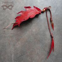 Faerie Oak Hair Slide by Beadmask