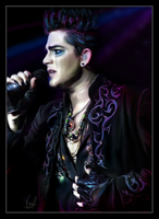Adam Lambert - Soaked by LucyAireen