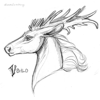 fawnling requests 5/11, Vahlo by ofcowardiceandkings