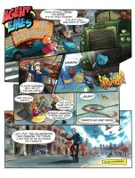 Agent Emes PG.5 by J2Dstar