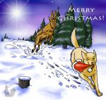 Merry Christmas '10 by JavaLeen