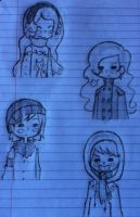 The Big Four- Sweater Weather by NinjasWithTea
