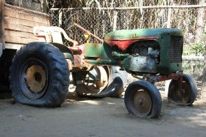 Tractor Stock 001 by TundraStock