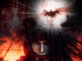 Vincent valentine wallpaper 1 by Hallucination-Walker