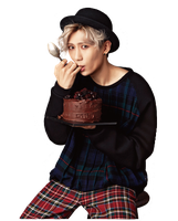 Hyunseung (BEAST / B2ST) png [render] by Sellscarol