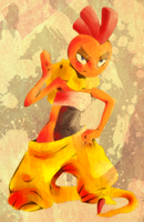 95610 -- Female Scrafty