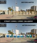 Comic Ideas: Street Comic/Comic Callejero by Decote