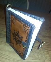 Finished Grimoire by AverusX