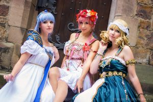 Magic Knight Rayearth: United by neni-chan