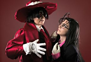 Hellsing: Those Who Imitate the Dead Shall Die by DMinorChrystalis