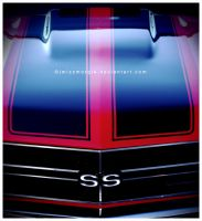 Chevelle Stripes by mizzmorgie