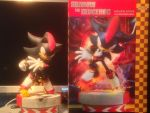First4Figures Shadow The Hedgehog Exclusive Statue by DarkGamer2011