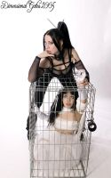 In Cage by LaGlesine