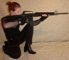 AimingRifle, FantasyStock by ActionStock