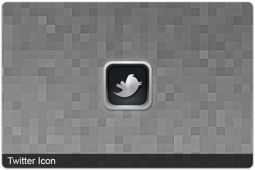 Twitter Icon by FG-Paradiize