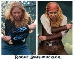 Rogue Swashbuckler by wycked