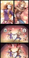 [LOL] 3)Lux x Ez END by beanbean1988