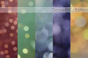 :: Texture pack 023 - Bokehlicious :: by Liek