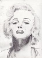 Marilyn Monroe (: by FlyingColors68