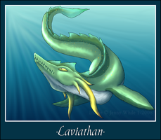 Mythical Creatures-Leviathan by BlueEyesBlackTears