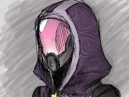 More Tali by thelivingmachine02