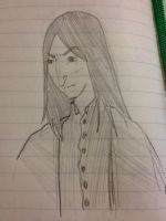 Snape Doodle 213 by dragoon811