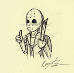 Traditional: Friday the 13th by GingaAkam