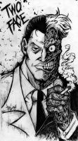 Two Face by Djiguito