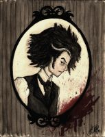 Sweeney Todd by LookAliveZombie