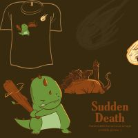 Woot Shirt - Sudden Death by fablefire