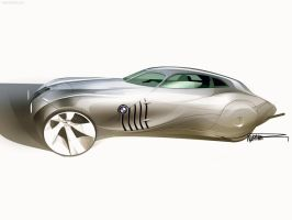BMW Mille Miglia Coupe Concept by Deepskyer