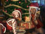 Christmas Elves by GalaxyPink