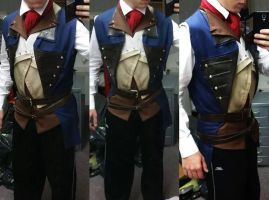 Arno Dorian Costume (WIP2) by MitchTheChief