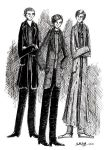 Three Current Doctors by herbertzohl
