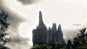 Mystique Yana Rocks by YadavThyagaraj