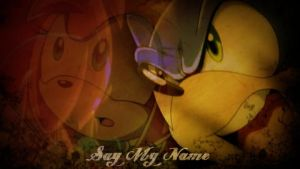 Say My Name - SonAmy - Wallpaper by AngelShadow92