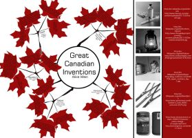 Canadian Inventions by Amai-Rose