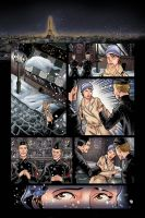 Coven #1 page 6 preview (unlettered) by RIVOLUTION