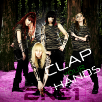 2NE1: CLAP YOUR HANDS 2 by Awesmatasticaly-Cool