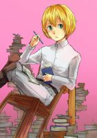 Armin by moefying