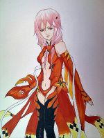 Inori by Ms-Catastrophie