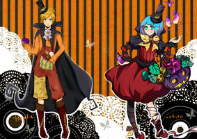 Happy Halloween by chiita07
