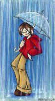 Pitter-patter Rainfall by SpaceTurtleStudios
