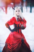Red devil by Elena-NeriumOleander