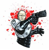 Robocop by TravisTheGeek