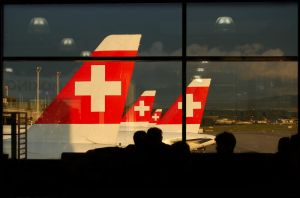 Zurich Airport by tfschwrz