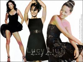 Lucy Liu Wallpaper by Sorreluk