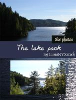 The lake pack by LunaNYXstock